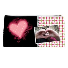 Love   Pencil Case By Digitalkeepsakes   Pencil Case   Whh7t826ssb2   Www Artscow Com Back