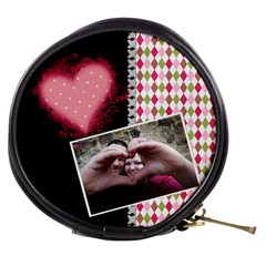Love   Mini Makeup Bag By Digitalkeepsakes   Mini Makeup Bag   O7ilbfq83isw   Www Artscow Com Front