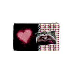 Love   Cosmetic Bag Small By Digitalkeepsakes   Cosmetic Bag (small)   0gqjyw94dyla   Www Artscow Com Back