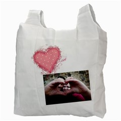 Love   Recycle Bag By Digitalkeepsakes   Recycle Bag (two Side)   Ylc9bogei35m   Www Artscow Com Back