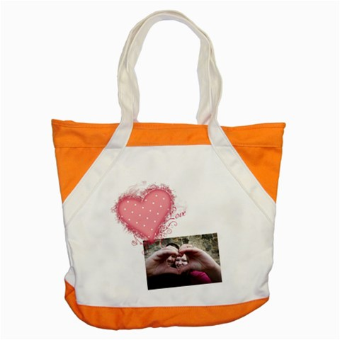 Love   Accent Tote Bag By Digitalkeepsakes   Accent Tote Bag   S8l5s0iykzy2   Www Artscow Com Front