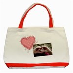 Love - Classic Tote Bag - Classic Tote Bag (Red)