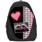 Love - Backpack - Backpack Bag
