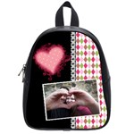 Love - Backpack Small - School Bag (Small)