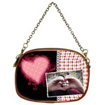 Love - Chain Purse 2 Sides - Chain Purse (Two Sides)