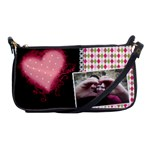 Love - Shoulder Clutch - Shoulder Clutch Bag