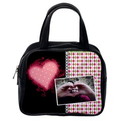 Love   Classic Handbag By Digitalkeepsakes   Classic Handbag (two Sides)   C9apjvtheeko   Www Artscow Com Back