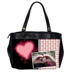 Love   Oversize Office Handbag By Digitalkeepsakes   Oversize Office Handbag (2 Sides)   Kkf129f61muf   Www Artscow Com Back