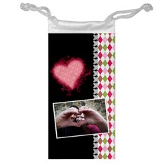 Love   Jewelry Bag By Digitalkeepsakes   Jewelry Bag   Y016zh3q9syv   Www Artscow Com Front