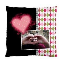 Love   Cushion Case 2 Sides By Digitalkeepsakes   Standard Cushion Case (two Sides)   Oi4qbeilxmw3   Www Artscow Com Back