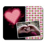 Love - Mousepad - Collage Mousepad