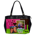My Best Memories - Office Handbag - Oversize Office Handbag (One Side)
