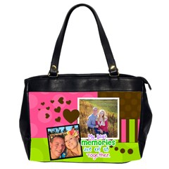 Messenger Bag By Digitalkeepsakes   Oversize Office Handbag (2 Sides)   Ox1ph0pbk14u   Www Artscow Com Front