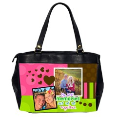 Messenger Bag By Digitalkeepsakes   Oversize Office Handbag (2 Sides)   Ox1ph0pbk14u   Www Artscow Com Back