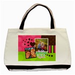My Best Memories - Classic Tote 2 Sides - Basic Tote Bag (Two Sides)