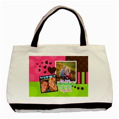 My Best Memories   Classic Tote 2 Sides By Digitalkeepsakes   Basic Tote Bag (two Sides)   7yr3pbyn5ooq   Www Artscow Com Back
