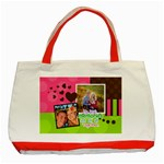 My Best Memories - Classic Tote - Classic Tote Bag (Red)