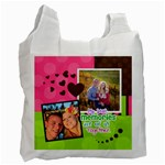 My Best Memories -Recycle Bag 2 Sides - Recycle Bag (Two Side)