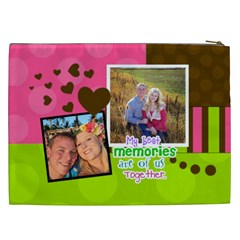My Best Memories   Xxl Cosmetic Bag By Digitalkeepsakes   Cosmetic Bag (xxl)   Od3sdh7mgvx4   Www Artscow Com Back
