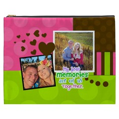 My Best Memories   Xxxl Cosmetic Bag By Digitalkeepsakes   Cosmetic Bag (xxxl)   9qnypwepw3zh   Www Artscow Com Front