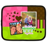 My Best Memories - Netbook Case XL - Netbook Case (XL)
