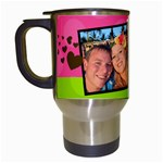 My Best Memories - Travel Mug - Travel Mug (White)