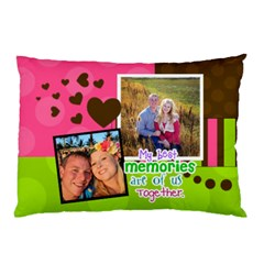 My Best Memories   Pillow Case By Digitalkeepsakes   Pillow Case (two Sides)   Gzvnrb9ywcxr   Www Artscow Com Front