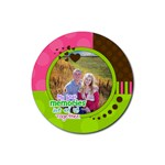 My Best Memories - Coaster - Rubber Coaster (Round)