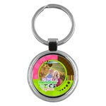 My Best Memories are of us together - Key Chain (Round)