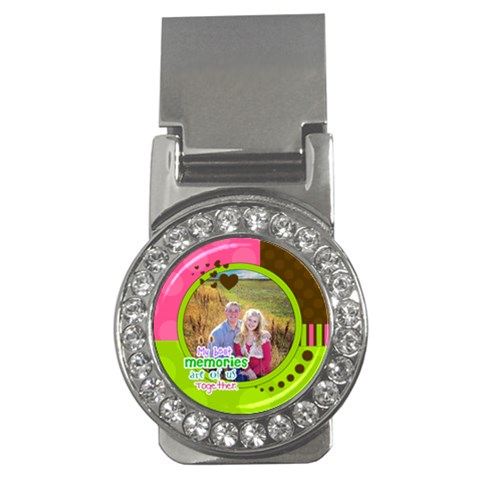 My Best Memories Are Of Us Together By Digitalkeepsakes   Money Clip (cz)   302e7i45z2mt   Www Artscow Com Front