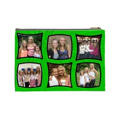 Allison By Mindy Simpson   Cosmetic Bag (large)   Sr6jxjt9qyzq   Www Artscow Com Back