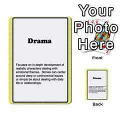 Deal Me A Story Cards By Vickie Boutwell   Multi Purpose Cards (rectangle)   00j15fphwnsv   Www Artscow Com Front 7