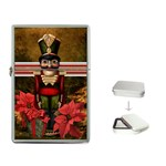 Nut Cracker - Christmas Soldier - Flip Top Lighter