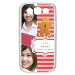 christmas - Samsung Galaxy S III Case (White)