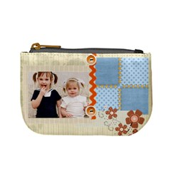 Happy Kids By Joely   Mini Coin Purse   Lc8yfln3cew4   Www Artscow Com Front