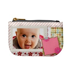 Happy Kids By Joely   Mini Coin Purse   S86o4w7wkdui   Www Artscow Com Front