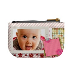 Happy Kids By Joely   Mini Coin Purse   S86o4w7wkdui   Www Artscow Com Back