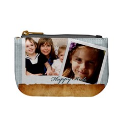 Happy Kids By Joely   Mini Coin Purse   13kpnr7n2q0k   Www Artscow Com Front
