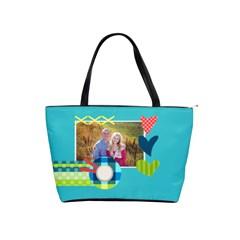 Heart   Classic Shoulder Bag By Digitalkeepsakes   Classic Shoulder Handbag   Xcvd4e1o8kif   Www Artscow Com Front