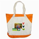 Playful Hearts - Accent Tote Bag