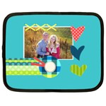 Playful Hearts - Netbook Case (Large)