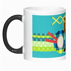 Playful Hearts By Digitalkeepsakes   Morph Mug   9af5487xp7kw   Www Artscow Com Left