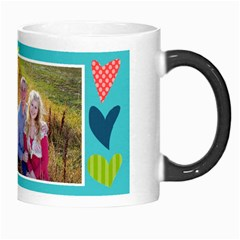 Playful Hearts By Digitalkeepsakes   Morph Mug   9af5487xp7kw   Www Artscow Com Right