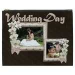 Wedding Day Cosmetic Bag (XXXL)