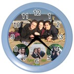 clock - Color Wall Clock