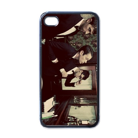 Fun By Matthew Galon   Apple Iphone 4 Case (black)   88ltm1zf97pm   Www Artscow Com Front
