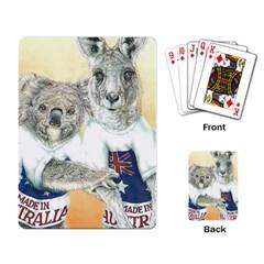 Kanga Koala Cards Standard Playing Cards