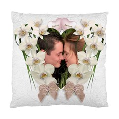 Love Cushion Case (2 Sided) By Deborah   Standard Cushion Case (two Sides)   1582oslonje8   Www Artscow Com Front