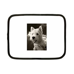 Westie Puppy 7  Netbook Case