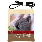 my pet - Shoulder Sling Bag